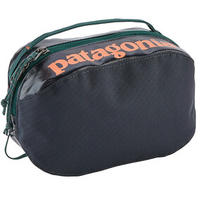 Patagonia Black Hole Cube Toiletry Bag small, smolder blue